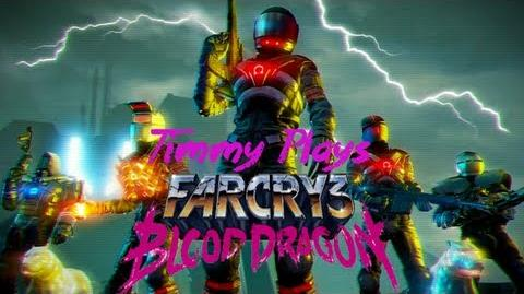 Call Me The Terminator (Far Cry 3 Blood Dragon Gameplay)