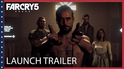 Far Cry 5 Launch Gameplay Trailer Ubisoft NA