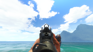 FC3 MP5 Iron Sights