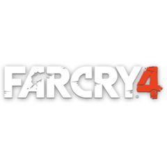 Logo de <i>Far Cry 4</i>.