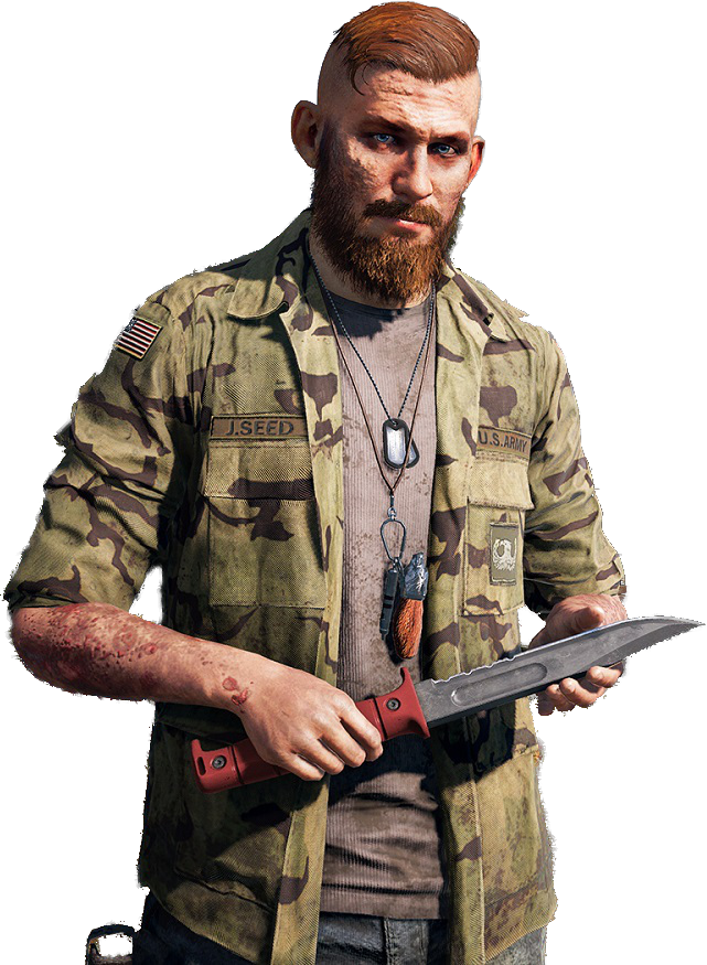 Jacob Seed Far Cry Wiki Fandom