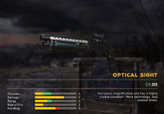 Fc5 weapon m133ms scopes optical