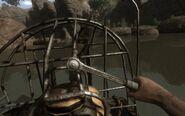 FC2 Swamp Boat repair