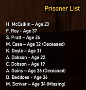 Fc5 prisonerlist whitetail