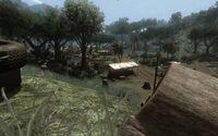 FC2 Лагерь лесорубов