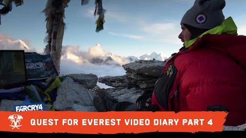 Far Cry 4 - Quest For Everest Video Diary Part 4-0