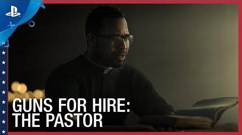 Far Cry 5 - The Resistance Pastor Jerome Jeffries Trailer PS4