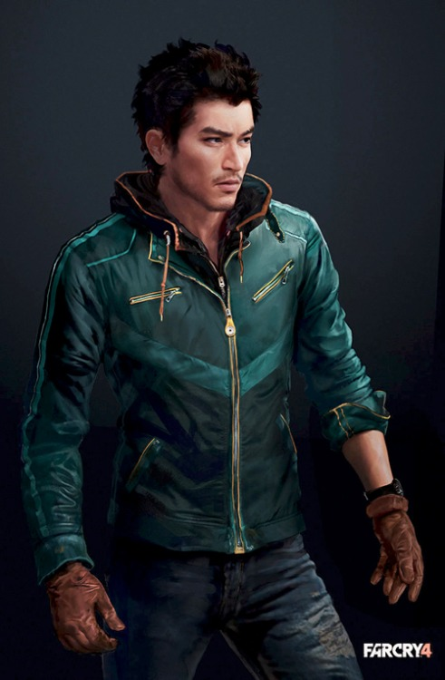 far cry 4 ajay ghale voice actor