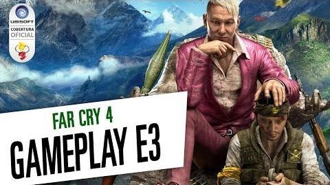 Far Cry 4 - Gameplay da E3 Legendado