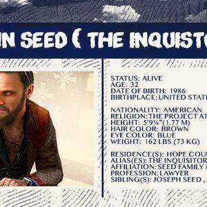 John Seed Far Cry Wiki Fandom