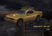 Fc5 vehicle kimbzzt boot skin yellow