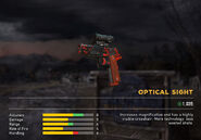 Fc5 weapon 1911doom sight optical