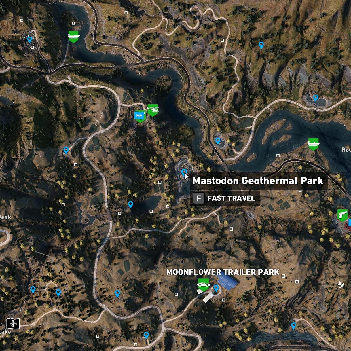 Mastodon Geothermal Park Far Cry Wiki Fandom