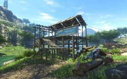 FC3 Лагерь лесорубов 11