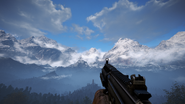 FC4 STG-90 First-Person View