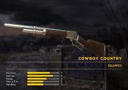Fc5 weapons 4570 skin cowboy