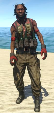 Molotov Thrower 2