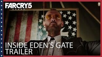 Far Cry 5 Inside Eden's Gate - Live Action Short Film Trailer Ubisoft NA