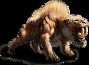 Far cry primal sabertooth