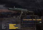 Fc5 weapon mp5sd skin tan