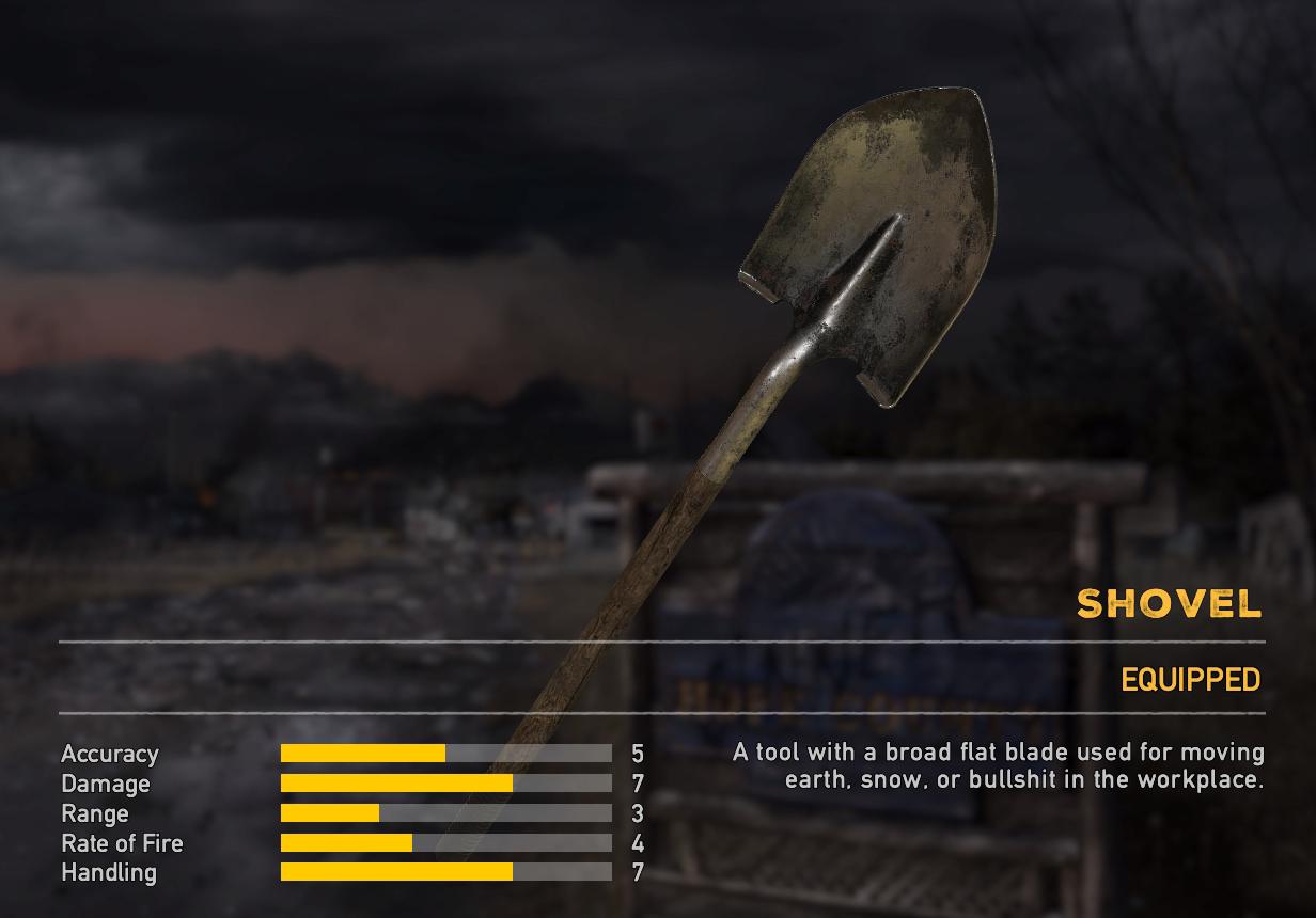 Shovel | Far Cry Wiki | FANDOM powered by Wikia