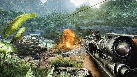 Far Cry 3 - Gameplay-Trailer zum Ego-Shooter (GameStar)