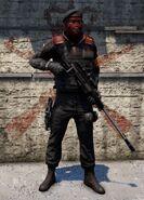 Guard Sniper Commander