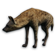FC3 cutout hyena