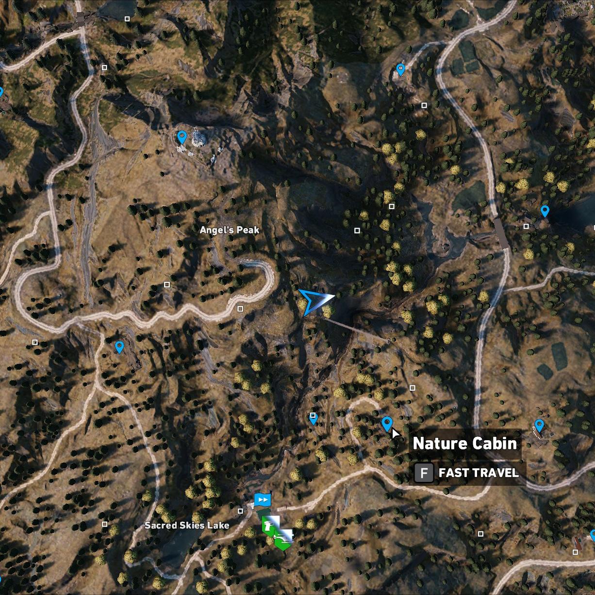The Path Pilgrimage Far Cry Wiki Fandom