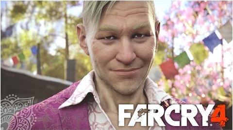CGI Трейлер Выхода Far Cry 4 PSN RU