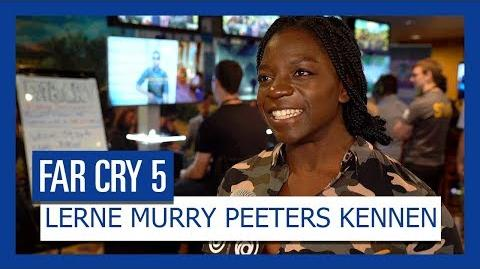 Far Cry 5 – Lerne Murry Peeters, die Stimme von Grace Armstrong, kennen Ubisoft DE