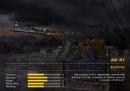 Fc5 weapon ak47