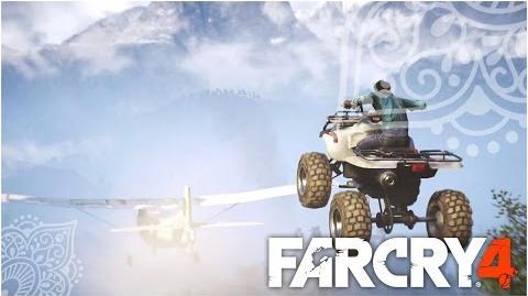 Трейлер 101 Far Cry 4 PSN RU