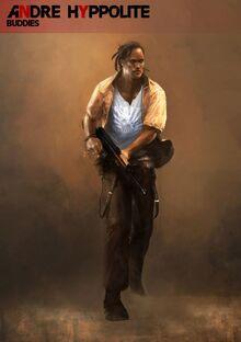 Artwork Andre Hyppolite