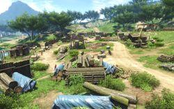 FC3 Лагерь лесорубов 13