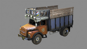 Cargo Truck Local