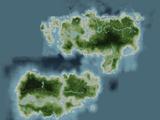 Острова Рук