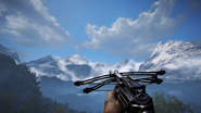 FC4 Auto-Crossbow First-Person View