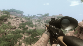 SVD first person