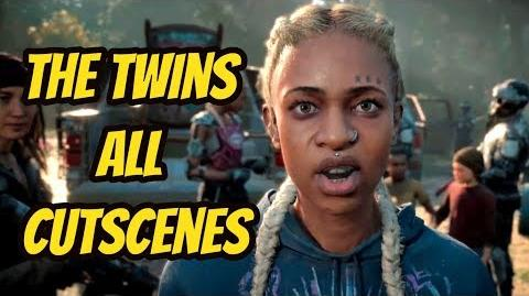 The Twins Mickey and Lou Far Cry New Dawn All Cutscenes (2019)