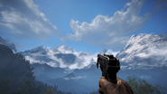 FC4 Skorpion First-Person View