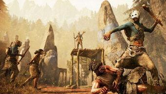 Izila Far Cry Wiki Fandom