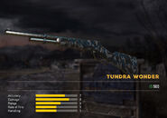 Fc5 weapons 4570 skin tundra