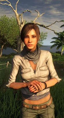 far cry 3 liza snow
