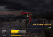 Fc5 weapon 1911 skin red