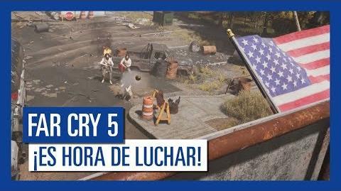 Far Cry 5 La Resistencia Tráiler Ubisoft