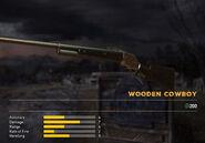 Fc5 weapon 1887 skin bronze