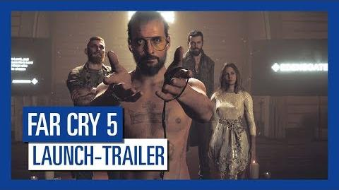 Far Cry 5 - Launch-Trailer Ubisoft DE