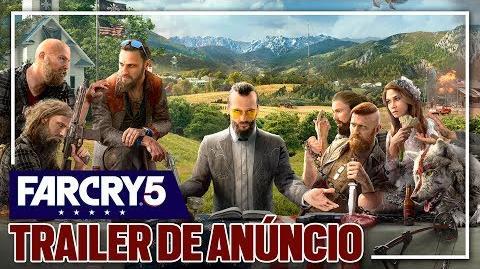 Far Cry 5 Trailer de Anúncio