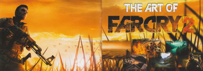 The Art of Far Cry 2 - p02